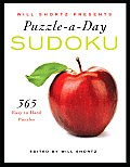 Will Shortz Presents Puzzle A Day Sudoku