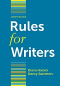 Rules for Writers Cover