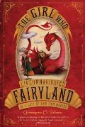 Girl Who Circumnavigated Fairyland in a Ship of Her Own Making Cover