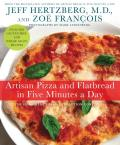Artisan Pizza and Flatbread in Five Minutes a Day Cover