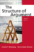 Structure of Argument (7TH 12 - Old Edition)