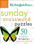 The New York Times Sunday Crossword Puzzles, Volume 36: 50 Sunday Puzzles from the Pages of the New York Times