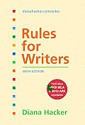 Rules for Writers with Tabs with 2009 MLA & 2010 APA Updates