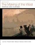 Making of West : Peoples and Cultures (4TH 12 Edition)