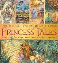 Princess Tales Once Upon a Time in Rhyme with Seek & Find Pictures