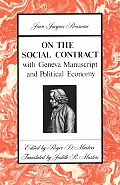 On the Social Contract With Geneva Manuscript & Political Economy