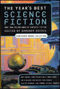 The Year's Best Science Fiction (2001) Cover