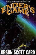 Ender's Game (Ender Wiggins Saga) Cover