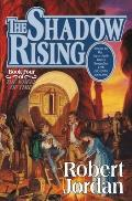 Wheel of Time #4: The Shadow Rising Cover