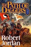 Wheel of Time #08: The Path of Daggers Cover