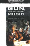 Gun, With Occasional Music : A Novel Cover