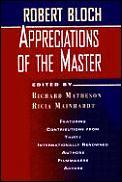 Robert Bloch Appreciations Of The Master