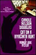 Cat On A Hyacinth Hunt