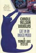 Cat In An Indigo Mood