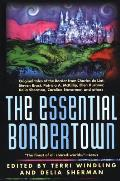 The Essential Bordertown Cover