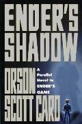 Ender's Shadow (Ender Wiggins Saga) Cover
