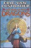 Ring Of Five Dragons Pearl 1
