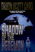 Shadow of the Hegemon (Ender Wiggins Saga) Cover