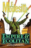 "Empire & Ecolitan: Two Complete Novels of the Galactic Empire: 'The Ecolitan Operation' and ""The Ecologic Sucession' Cover"