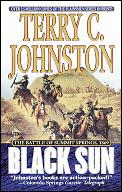 Plainsmen #04: Black Sun: The Battle of Summit Springs, 1869 Cover