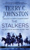 Plainsmen #03: The Stalkers: The Battle of Beecher Island, 1868 Cover