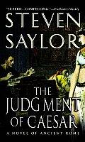 Judgment of Caesar A Novel of Ancient Rome