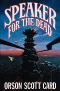 Speaker for the Dead (Ender Wiggins Saga) Cover