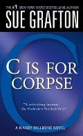C Is for Corpse (Kinsey Millhone Mysteries) Cover