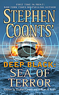 Sea of Terror (Stephen Coonts' Deep Black) Cover