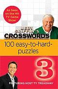 Merv Griffin's Crosswords #03: Merv Griffin's Crosswords Pocket: 100 Easy-To-Hard Crossword Puzzles
