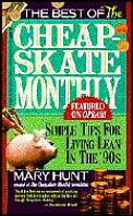 Best Of The Cheapskate Monthly Simple Tips For Living Lean In The Nineties