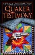 Quaker Testimony