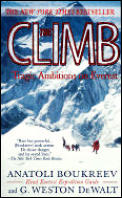 Climb #1: The Climb: Tragic Ambitions on Everest Cover