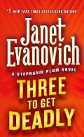 Three to Get Deadly (Stephanie Plum Novels) Cover