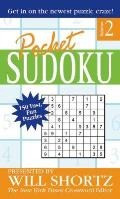 Pocket Sudoku Presented by Will Shortz, Volume 2: 150 Fast, Fun Puzzles Cover