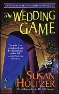 The Wedding Game: A Mystery at the University of Michigan (Mysteries & Horror) Cover