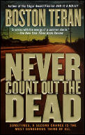 Never Count Out the Dead (St. Martin's Minotaur Mysteries) Cover