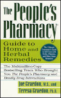 Peoples Pharmacy Guide to Home & Herbal Remedies