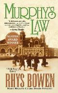 Murphy's Law (Molly Murphy Mysteries) Cover