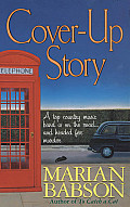 Cover-Up Story (St. Martin's Minotaur Mysteries) Cover