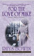 For the Love of Mike (Molly Murphy Mysteries) Cover