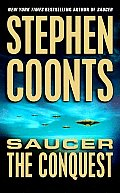 Saucer: The Conquest Cover