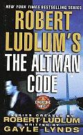Robert Ludlums The Altman Code a Covert One Novel
