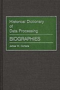 Historical Dictionary of Data Processing: Biographies