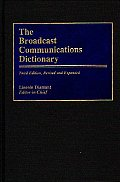 The Broadcast Communications Dictionary, 3rd Edition