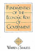 Fundamentals of the Economic Role of Government