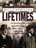 Lifetimes The Great War to the Stock Market Crash American History Through Biography & Primary Documents