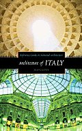 Architecture of Italy (Reference Guides to National Architecture) Cover