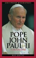 Pope John Paul II: A Biography