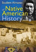 Student Almanac of Native American 2 Volumes